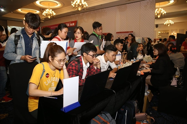 Hospitality Job Fair opens in HCM City