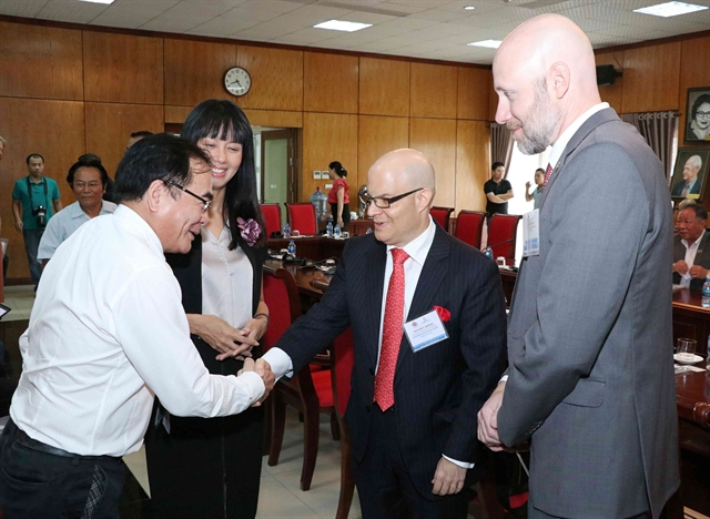 Việt Nam and US boost comprehensive co-operation