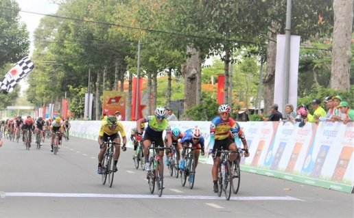 Kiệt triumphs in sixth stage of Return to the Countryside