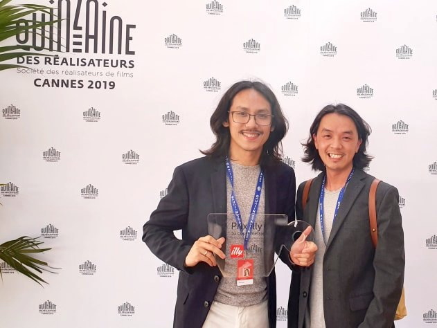 VN film wins top prize at Cannes Directors Fortnight