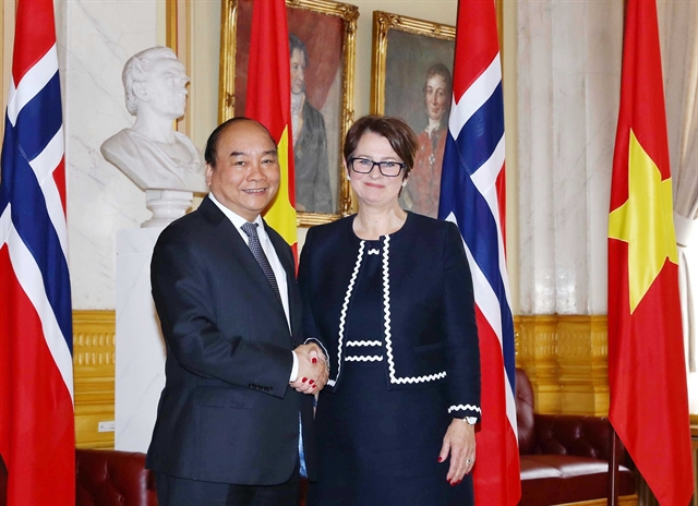 PM calls for stronger relations with Norway