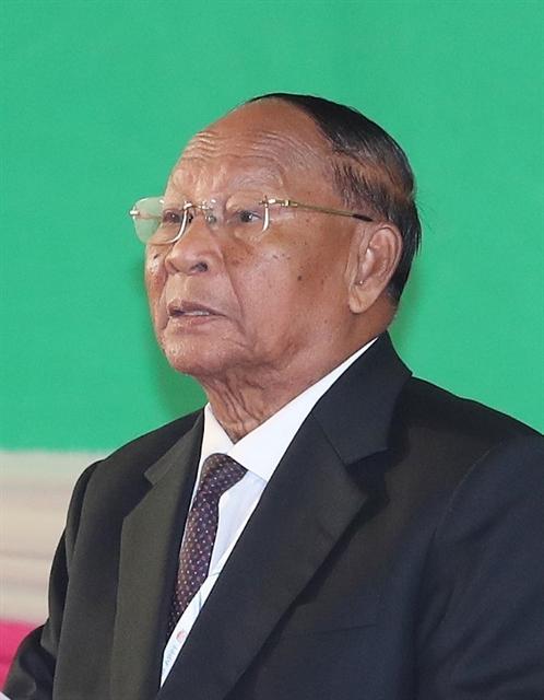 Top Cambodian legislator visits Việt Nam