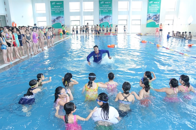 When it comes to water safety knowing to swim is not enough