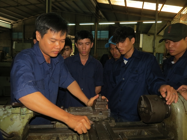 Mekong Delta needs to increase education expenditures