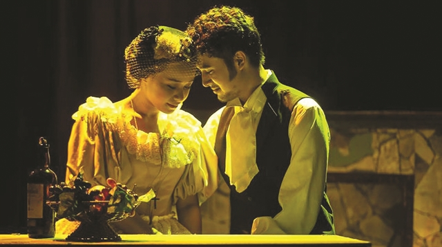 Play adapted from Balzac novel to be staged at HCM City Opera House