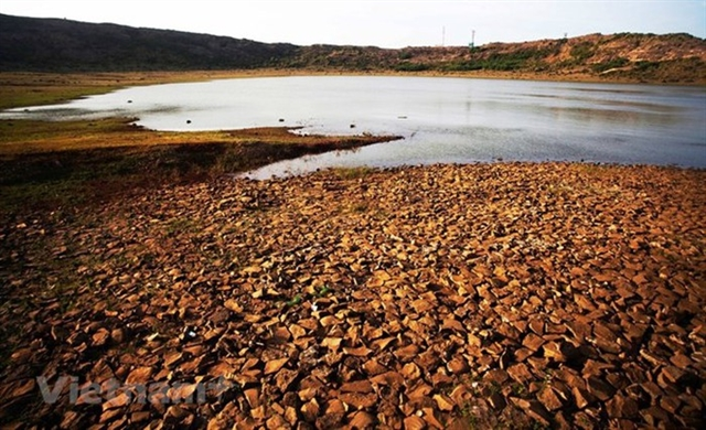 Water management becoming crucially important