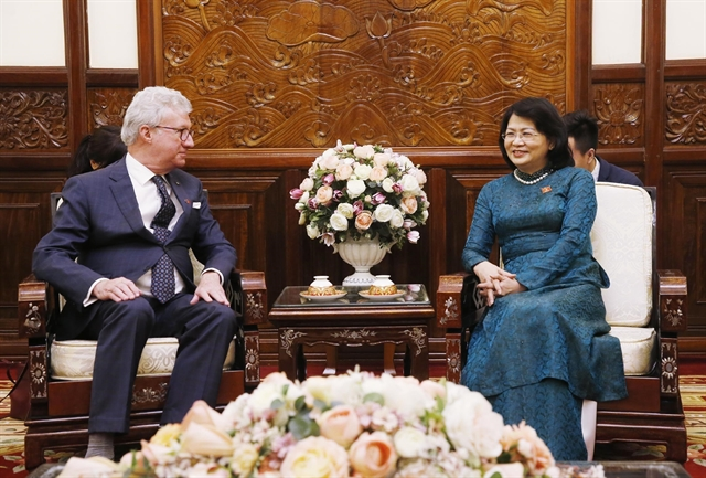 Việt Nam values relationship with Australia: official
