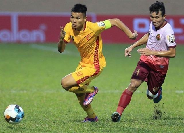 Thanh Hóa face Nam Định in V.League 1