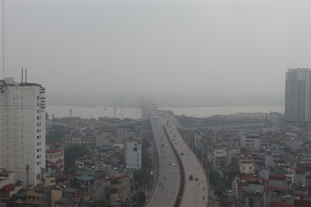 Hà Nội chokes on filthy air