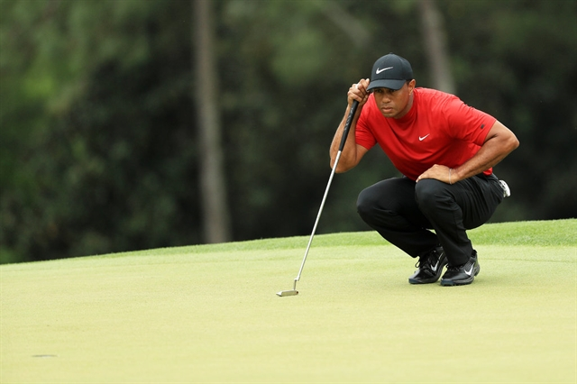 Tiger Woods to receive presidential honor from Trump on Monday