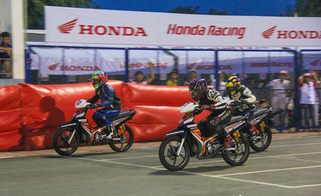 Motor racers to compete in national champs stage 2 in Hà Nội