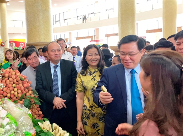 Ministries urged to help Bắc Giang export more lychee fruit