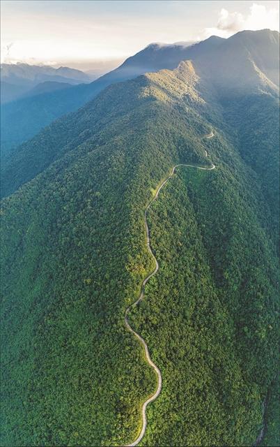 Bạch Mã National Park