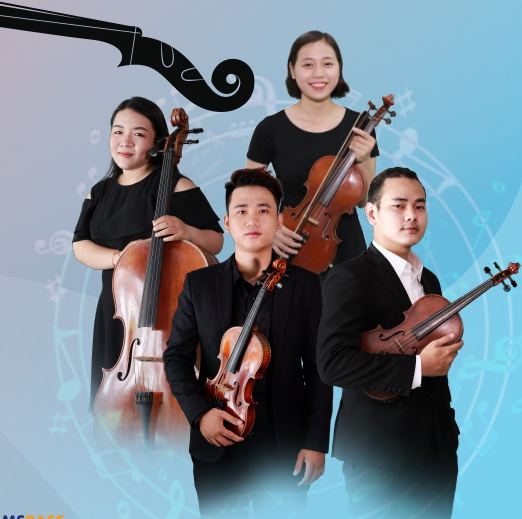 Young string quartet honours Vietnamese composers