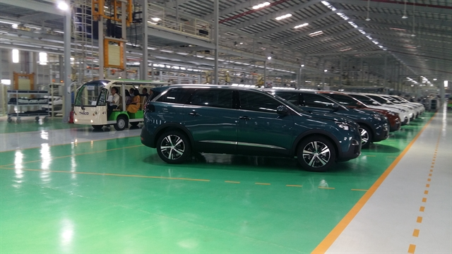 New Peugeot manufacturing plant debuts in Quảng Nam