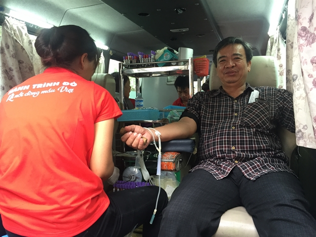 HCM City seeks 260000 voluntary blood donors