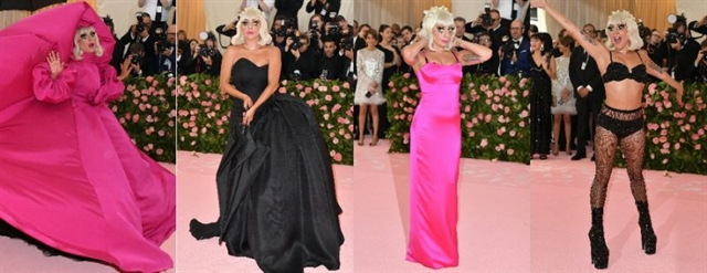 A-listers slay Camp theme of Met Gala fashions biggest night