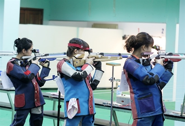 National shooting cup off to a record-breaking start