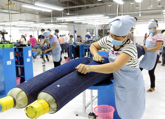 VN strives for green textile industry