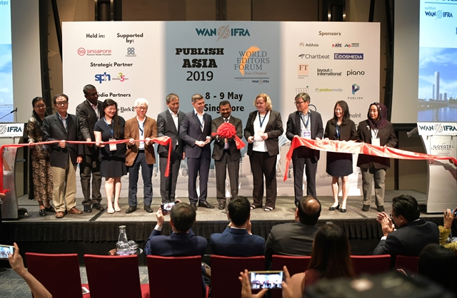 World Editors Forum Asia Chapter launched to build future newsrooms