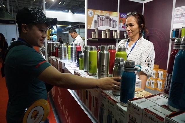Annual Thai trade fair opens in HCM City