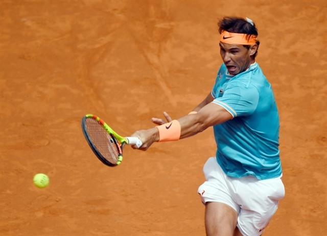 Nadal on the up again Ferrer ends career in Madrid