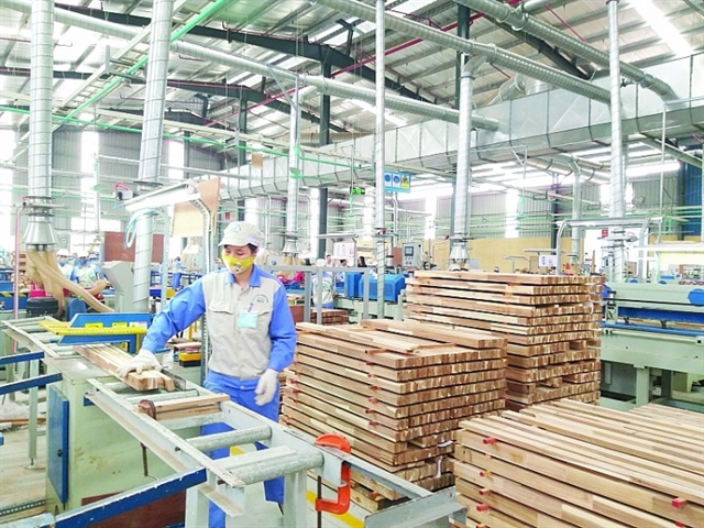VN ready to trade in legal timber to EU