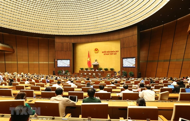 National Assembly adopts resolution on NAs supervision programme in 2020