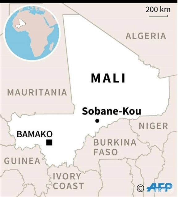 Nearly 100 killed 19 missing in central Mali village massacre