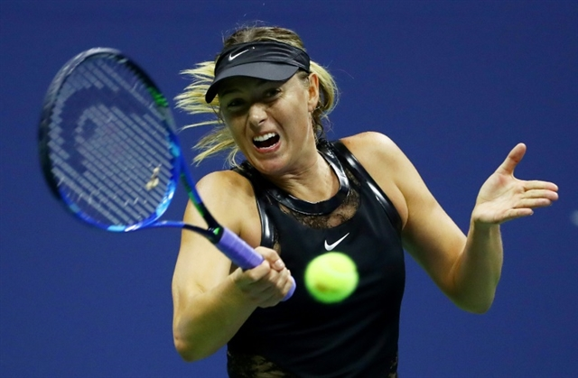 Sharapova confirms return from injury in Mallorca