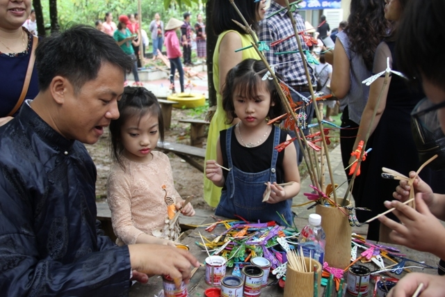 Children themed month at Culture Village