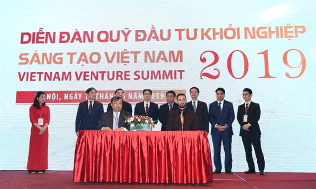 Venture capital funds commit almost half a billion dollars to VN startups