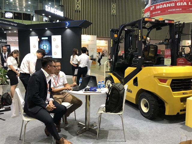 First port infrastructure logistics exhibition opens in HCM City