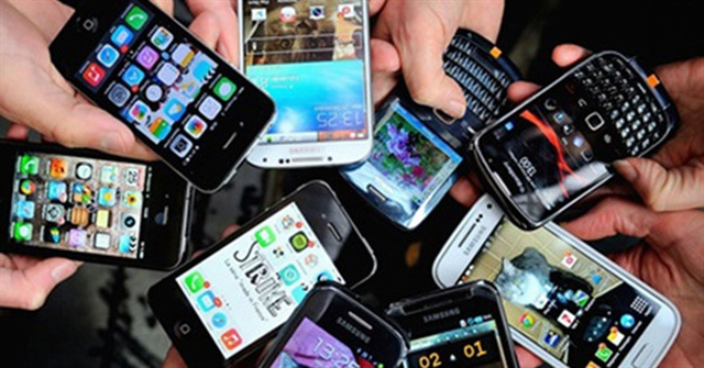 Mobile phone and spare part imports hit US4.91 billion