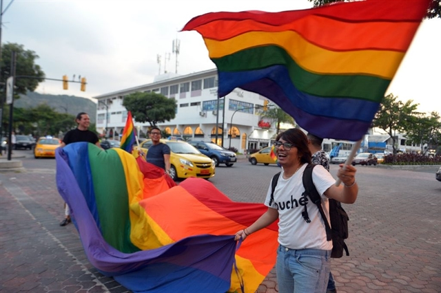 Ecuadors highest court approves same-sex marriage