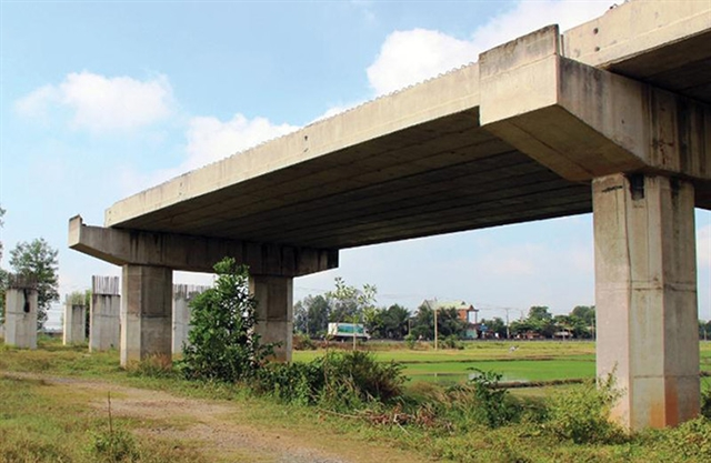 Implementation of HCM Expressway section halted