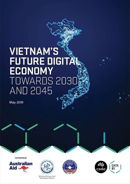 Australia VN issue new report on digital transformation roadmap
