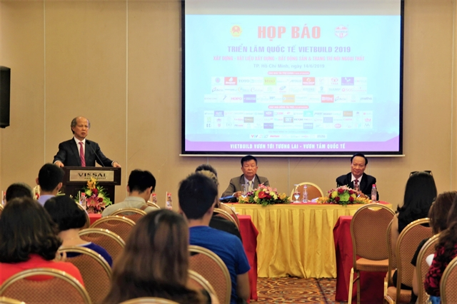 Years 2nd Vietbuild to be held in HCM City this week