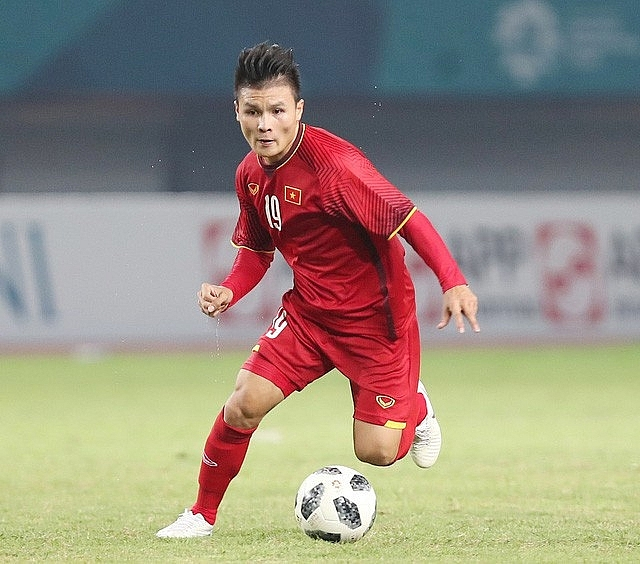 Hải named in top 6 Asia to play in Europe