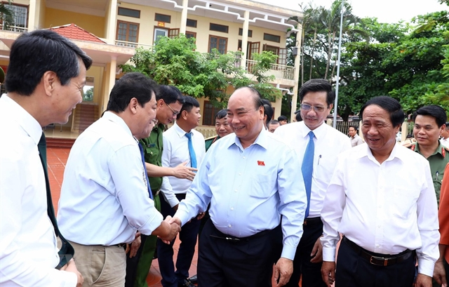 Prime Minister meets voters in Hải Phòng