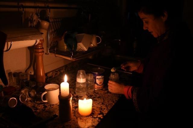Argentina Uruguay restore power after massive blackout