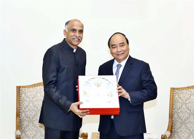 Việt Nam India should further promote bilateral trade ties: PM