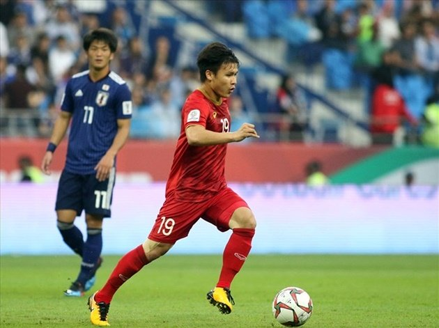 Rested Quang Hải eyes AFC Cup glory