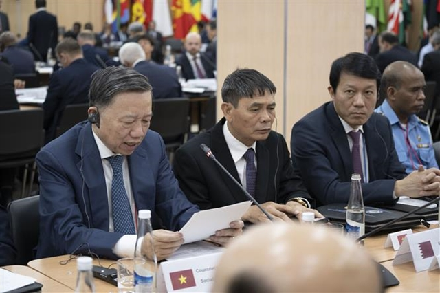 Việt Nam calls for multinational efforts to cope with global security threats