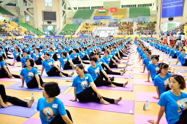 Fifth International Day of Yoga to kick off