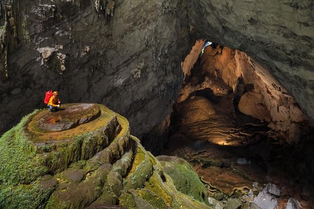 Kingdom of caves enjoys tourism boom