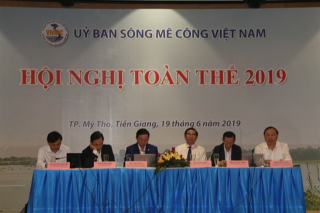 Việt Nam Mekong River Commission holds first plenary meeting in 2019