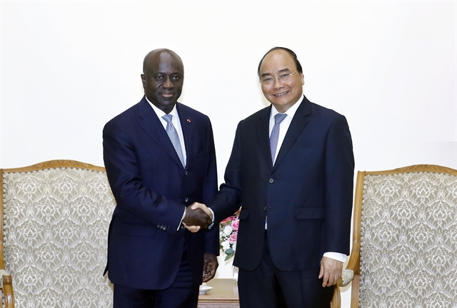 Việt Nam committed to enhancing ties with Ivory Coast: PM