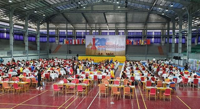 Việt Nam triumph at regional chess tournament