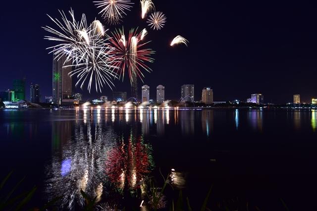 Đà Nẵng International Fireworks Festival opens